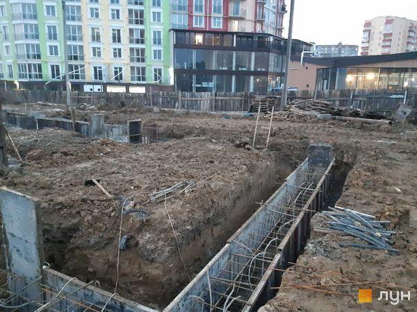 Хід будівництва ЖК Grand Royal, , січень 2021