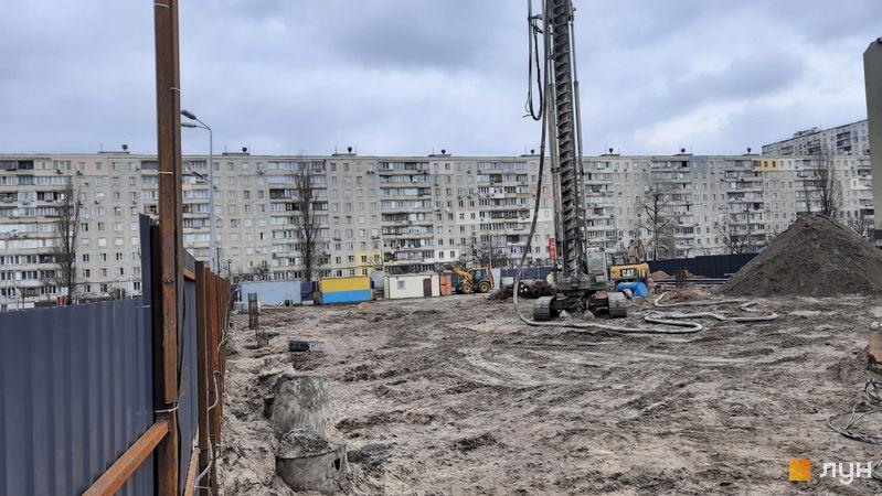 Хід будівництва Kub29, , січень 2021