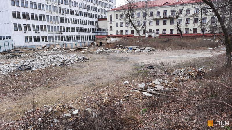 Хід будівництва ЖК Голосіївський, , січень 2021