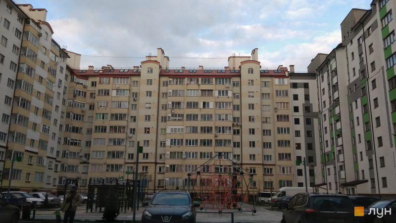 Ход строительства ЖК Арсенеевский двор, 1 дом (секции 1, 7-8), январь 2021