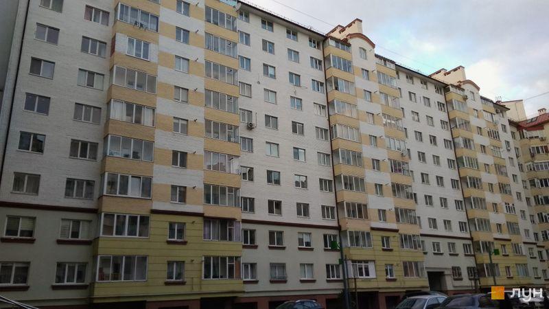 Ход строительства ЖК Арсенеевский двор, 1 дом (секции 5-6), январь 2021