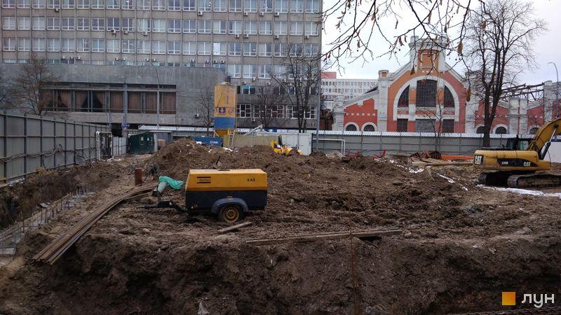 Хід будівництва ЖК АРСЕНАЛ House, , лютий 2021