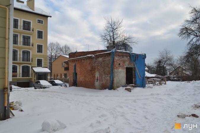 Хід будівництва ЖК Кам'янецький, 3 будинок, лютий 2021