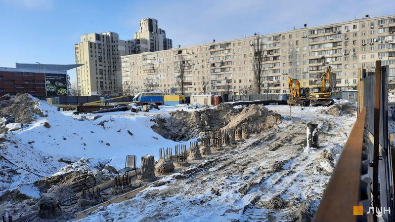 Хід будівництва Kub29, , лютий 2021