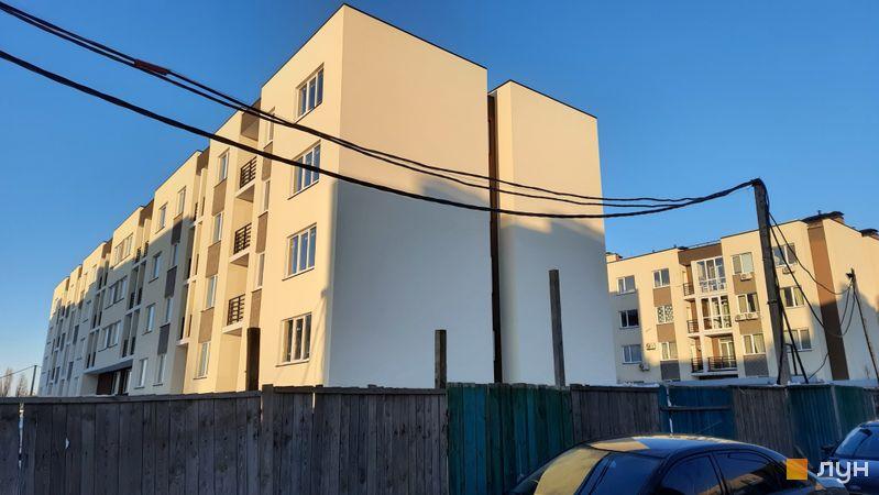 Ход строительства ЖК PARKLAND, дом Smart 11, февраль 2021