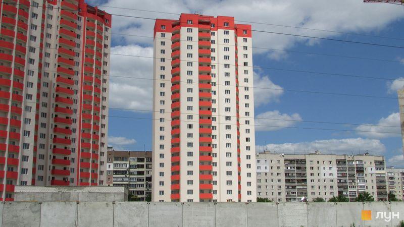 Хід будівництва ЖК Олімпійський, 4 будинок, травень 2016