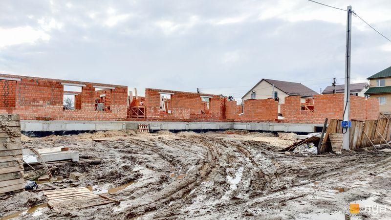 Ход строительства ЖК Riviera, 2 дом, март 2021