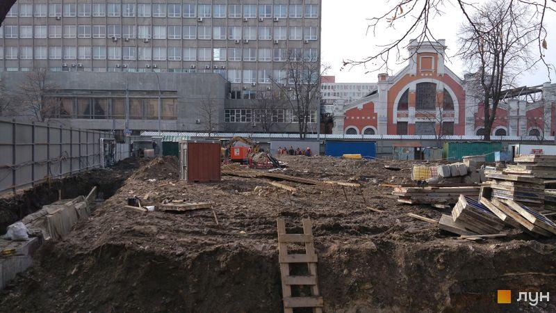 Хід будівництва ЖК АРСЕНАЛ House, , березень 2021