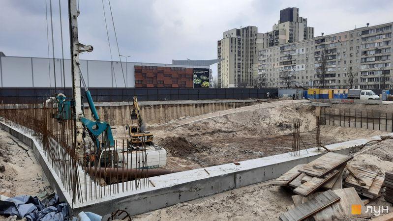Хід будівництва Kub29, , березень 2021