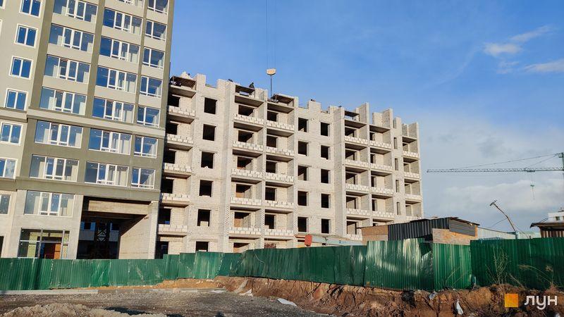 Ход строительства ЖК Millennium State, 4 дом (секция 4Г), март 2021