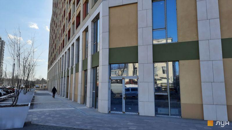 Ход строительства ЖК San Francisco Creative House, 1 дом, март 2021
