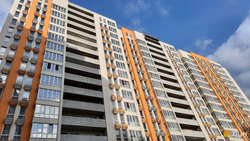 Хід будівництва ЖК Нивки-Парк, 7 будинок, березень 2021