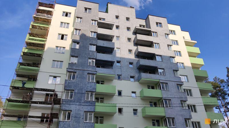 Хід будівництва ЖК Жасмін, 3 будинок, квітень 2021