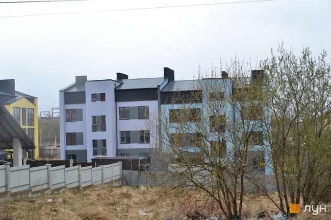 Хід будівництва ЖК Вілла Італія, 5-6 будинки, квітень 2021