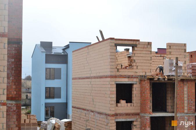 Хід будівництва ЖК Вілла Італія, 9-10 будинки, квітень 2021
