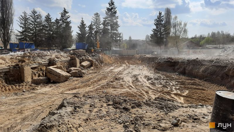 Хід будівництва ЖК UNIT.Home, , квітень 2021