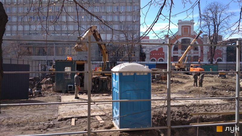 Хід будівництва ЖК АРСЕНАЛ House, , квітень 2021
