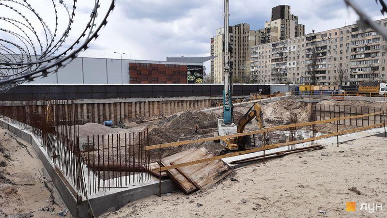 Хід будівництва Kub29, , квітень 2021