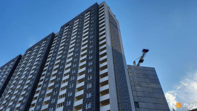 Хід будівництва ЖК Ревуцький, 1 будинок, квітень 2021