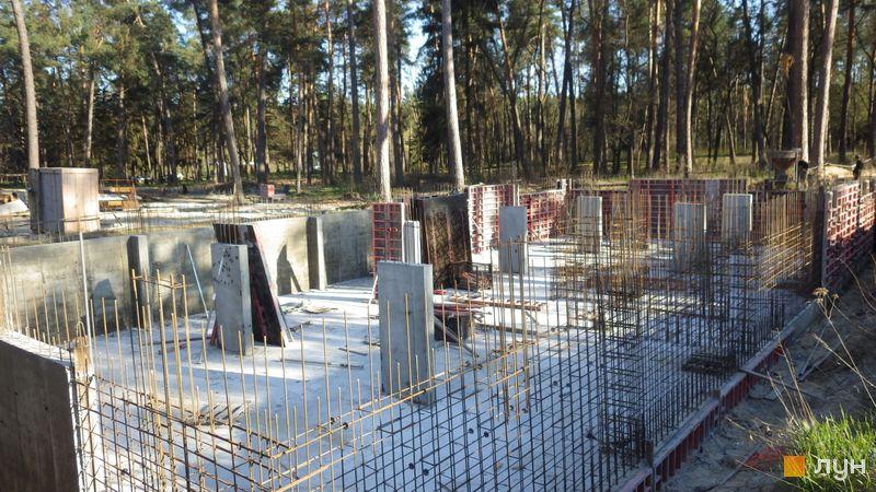 Ход строительства ЖК O2 Residence, 7 дом, апрель 2021