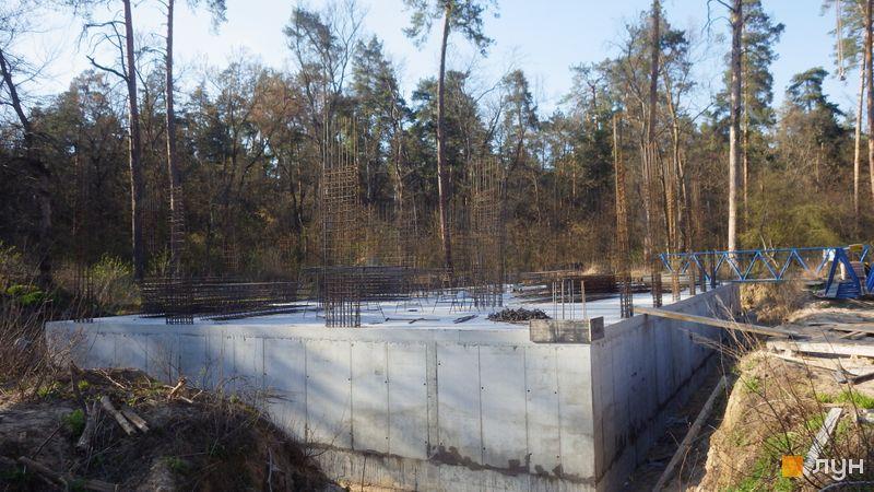 Ход строительства ЖК O2 Residence, 12 дом, апрель 2021