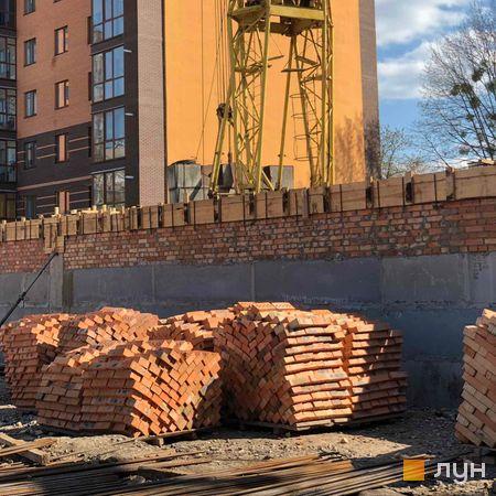Хід будівництва ЖК Перлина Проскурова-2, Будинок, травень 2021