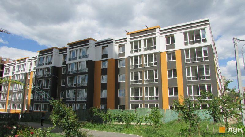 Хід будівництва ЖК Фортуна-2, вул. Джерельна, 8, червень 2016