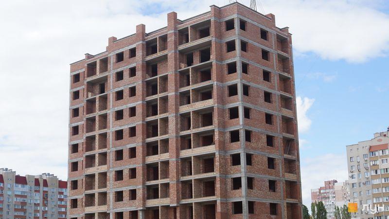 Ход строительства ЖК Sea Town, 1 дом, май 2021