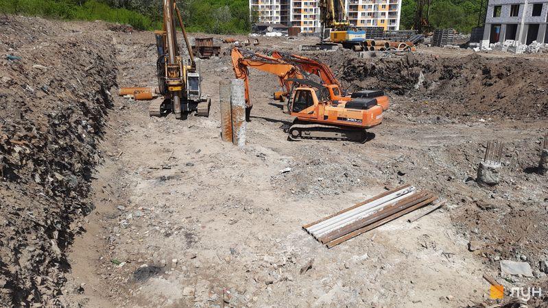 Хід будівництва ЖК Orange City, 6 будинок, травень 2021