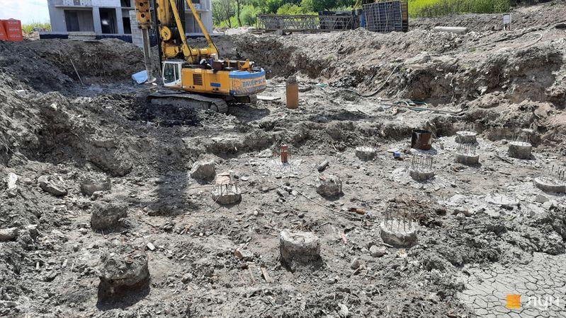 Хід будівництва ЖК Orange City, 2 будинок, травень 2021