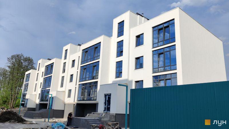 Ход строительства ЖК Ибис, 2 дом, май 2021