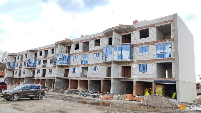 Ход строительства ЖК Ибис, 5 дом, май 2021