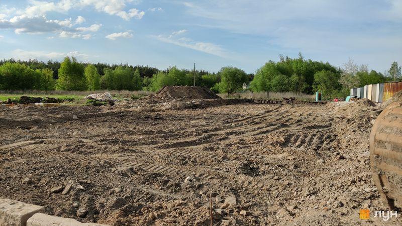 Ход строительства ЖК Ибис, 9 дом, май 2021