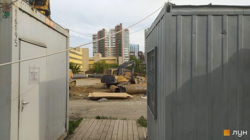 Хід будівництва ЖК TRIIINITY, , травень 2021