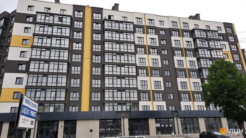 Ход строительства ЖК Солнечный, 3 дом, май 2021