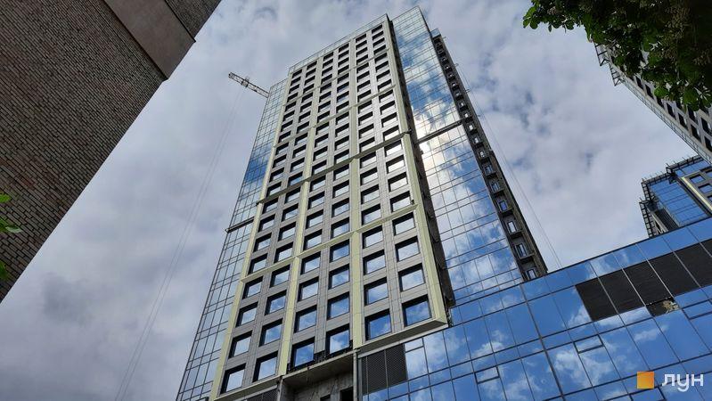 Ход строительства МФК Metropole, 3 дом, май 2021