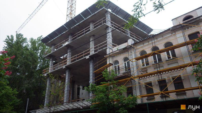 Ход строительства Franklin Concept House, Дом, май 2021