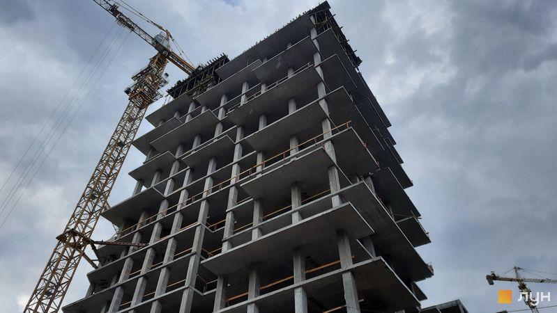 Хід будівництва ЖК UNIT.Home, Будинок А05 (секція А0503), травень 2021