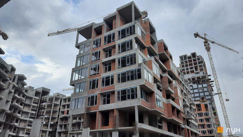 Хід будівництва ЖК UNIT.Home, Будинок А05 (секції А0501, А0502), травень 2021