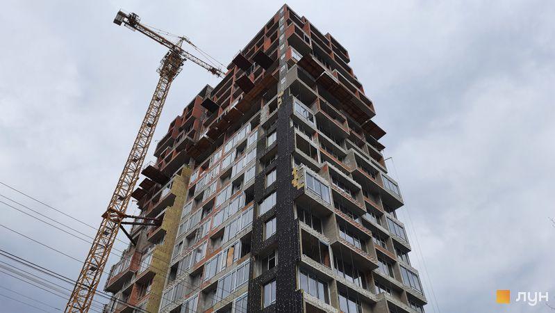 Хід будівництва ЖК UNIT.Home, Будинок А07 (секції А0701-А0702), травень 2021
