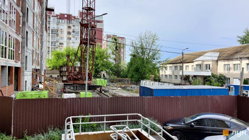 Хід будівництва ЖК Гостомель Сіті, 2 будинок, травень 2021