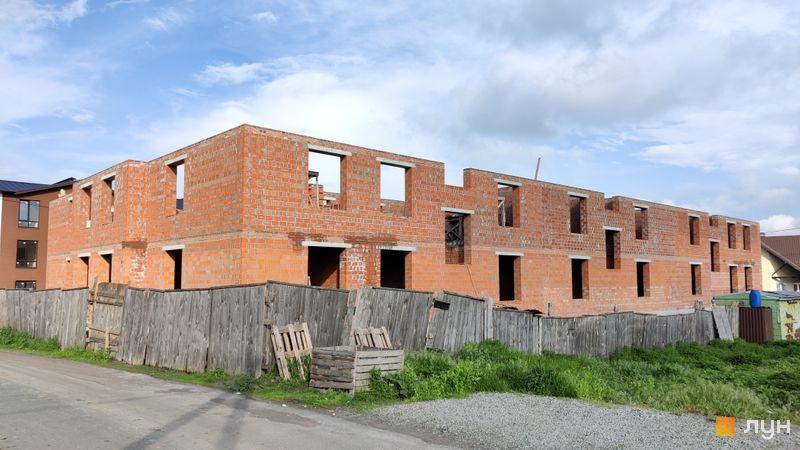 Ход строительства ЖК Riviera, 2 дом, май 2021