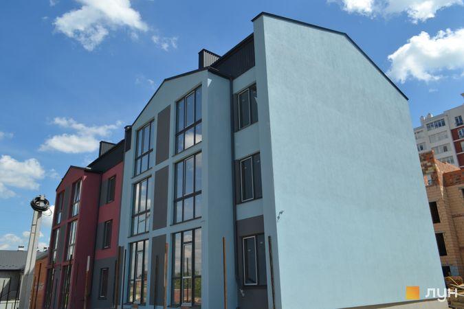 Хід будівництва ЖК Вілла Італія, 9-10 будинки, травень 2021