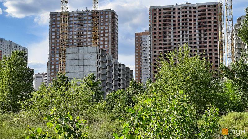 Хід будівництва ЖМ Патріотика, ЖБ Хортиця (№33), травень 2021