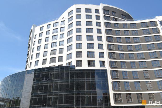 Ход строительства ЖК Парус City, 1 дом, май 2021