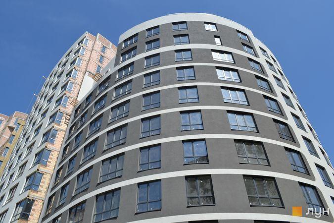 Ход строительства ЖК Парус City, 2 дом, май 2021