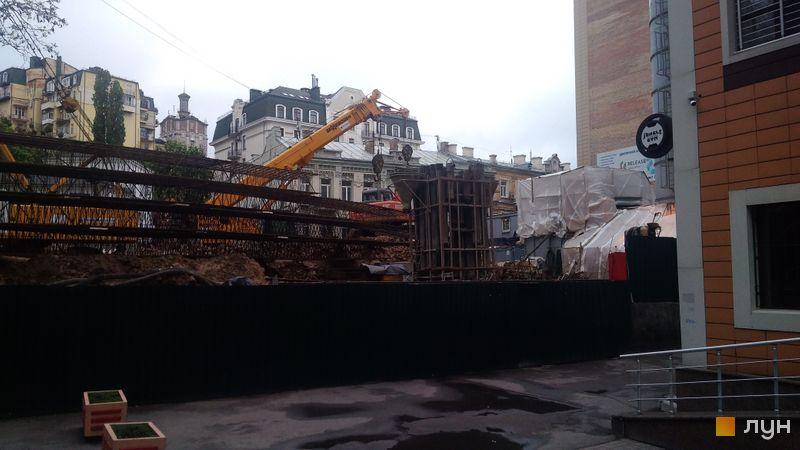 Хід будівництва ЖК Krauss Gallery, , травень 2021