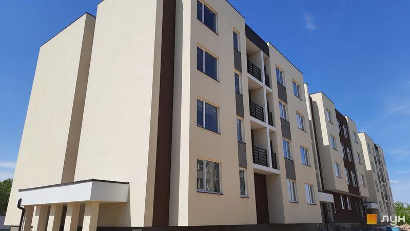 Ход строительства ЖК PARKLAND, дом Smart 12, май 2021