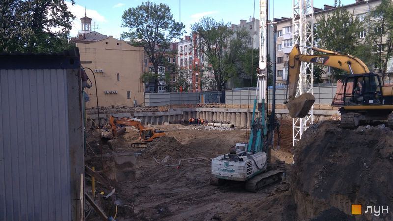 Хід будівництва ЖК АРСЕНАЛ House, , травень 2021