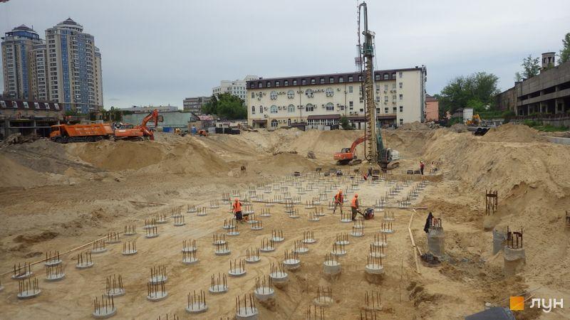 Хід будівництва ЖК Poetica. Друга колекція, 2 будинок, травень 2021
